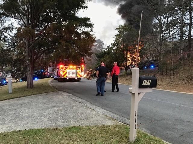 Plane that left Lunken Airport in Cincinnati crashes in Georgia suburb