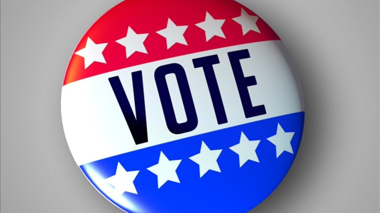 Find where to vote near you in Utah