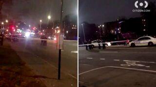 Bronx police-involved shooting