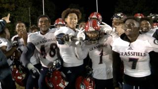 757 Showdown: Grassfield High School keeps postseason football hopes alive, beats Western Branch33-20