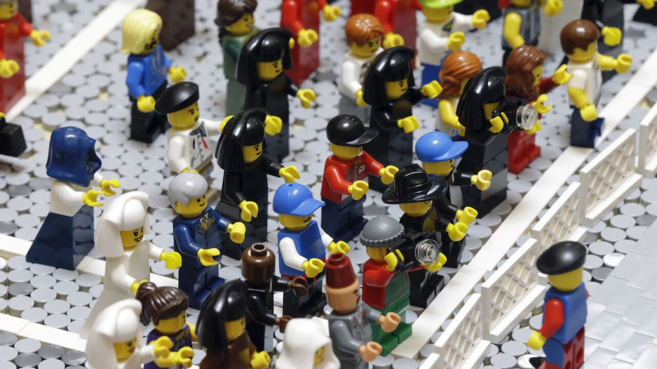 LEGO sales surge, toymaker to open 120 stores in 2020