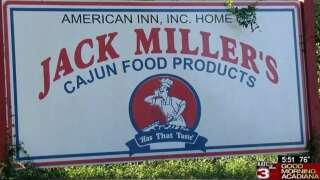 GMA Dave Trips: Jack Miller's Cajun Food Products