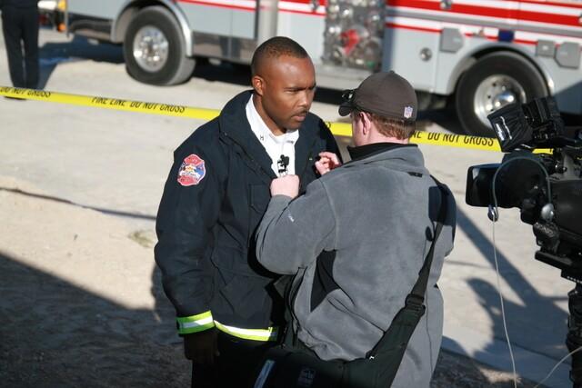 PHOTOS: North Las Vegas Fire Department PIO Cedric Williams retiring