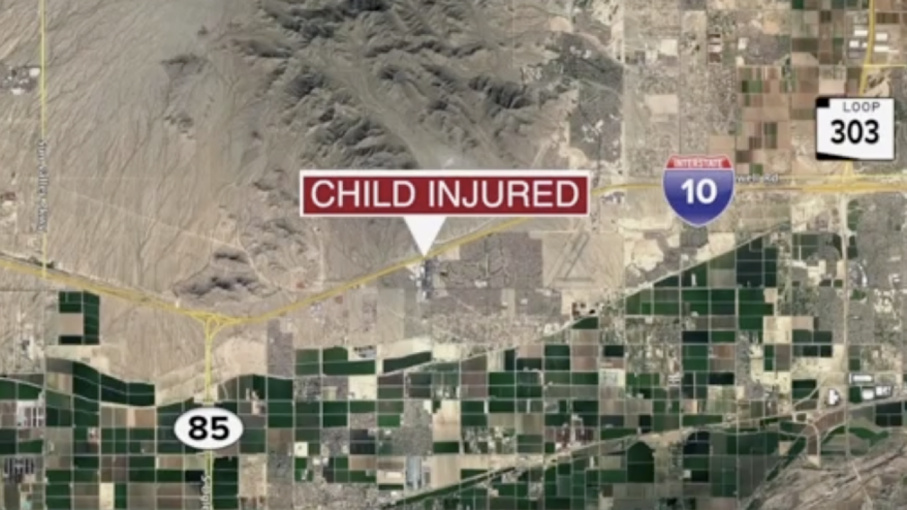 DPS: Girl who fell from van on I-10 ruled accident