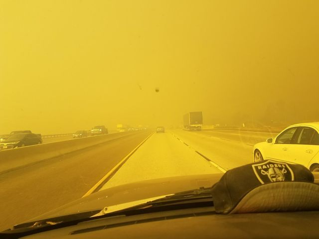 Photos: Southern California ravaged by wildfires