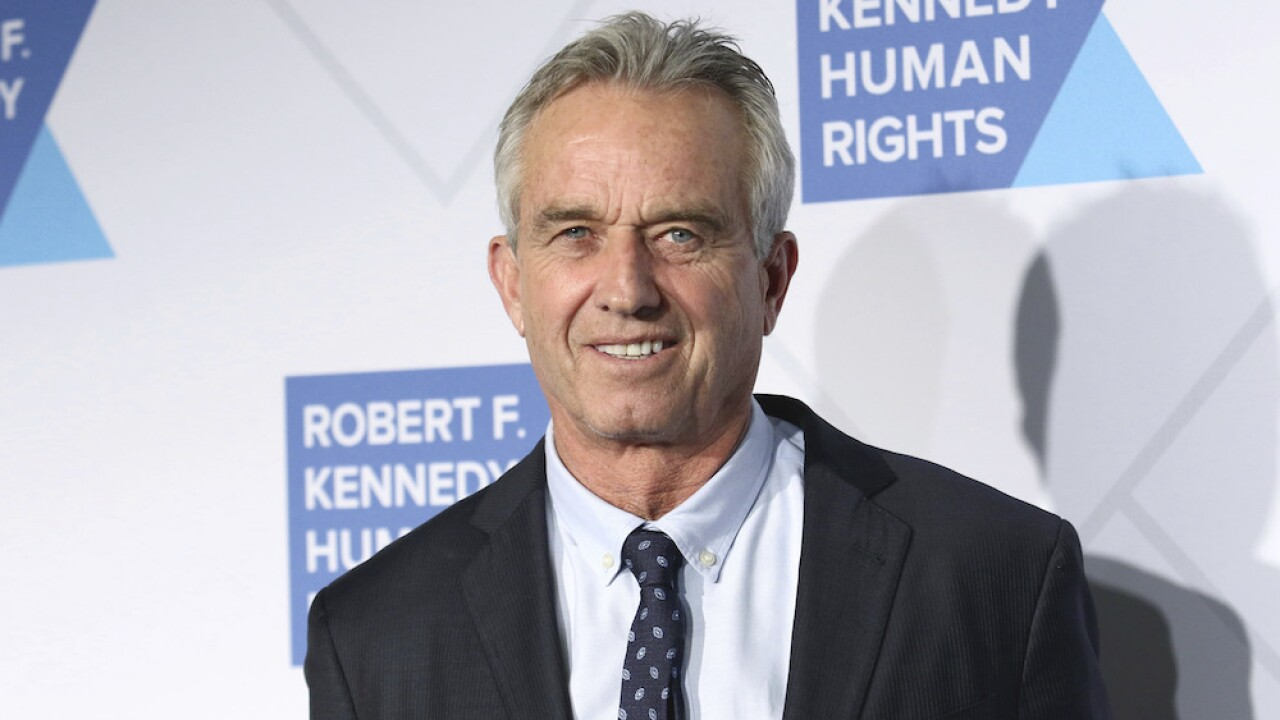 Robert F. Kennedy Jr. RFK Jr.