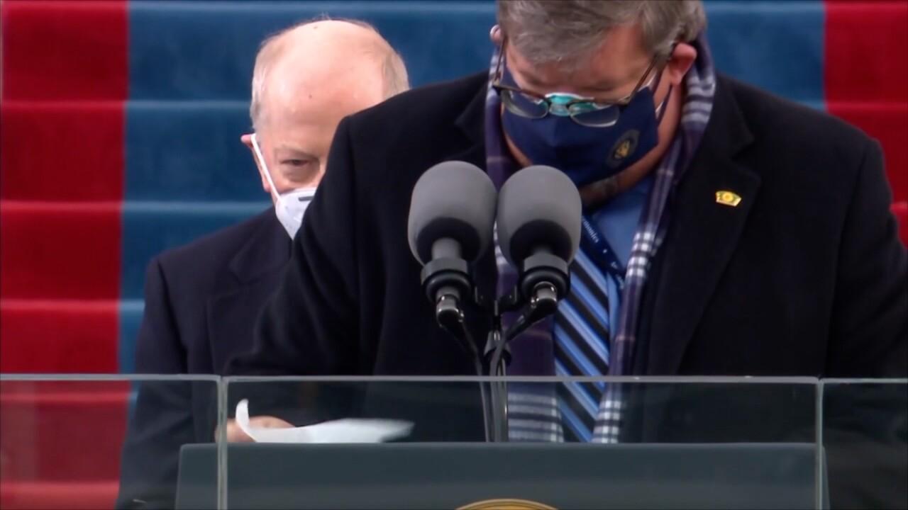 Podium Wiper Inauguration