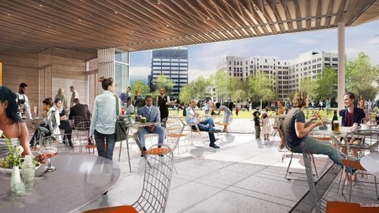 DTE Energy unveils plans for new public park