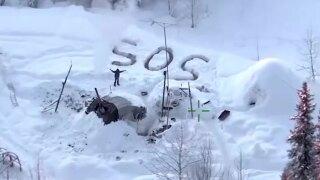 Utah man survives more than 20 days in remote Alaska after cabin burnsdown