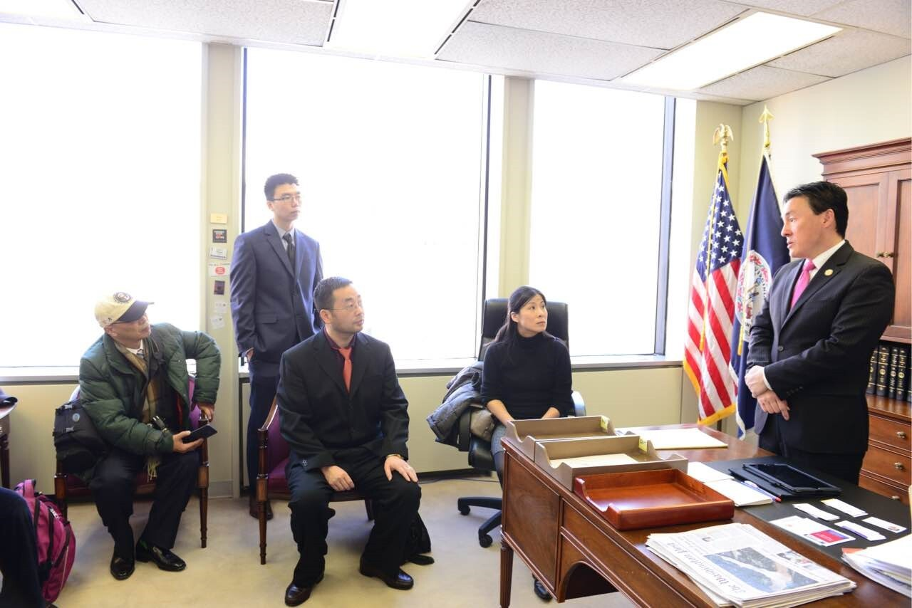 Photos: Congressmen urge authorities to conduct 'thorough' investigation of Pokemon Go player'sdeath