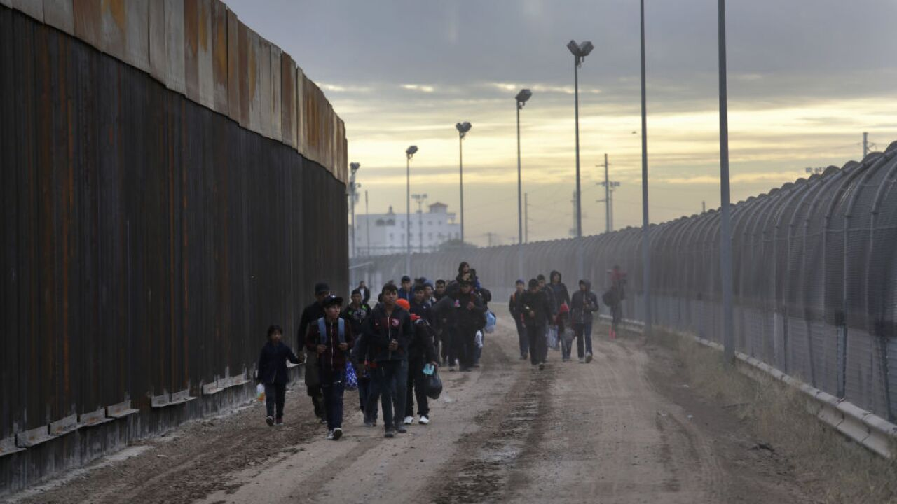 White House asks for $4.5 billion in emergency funds for border