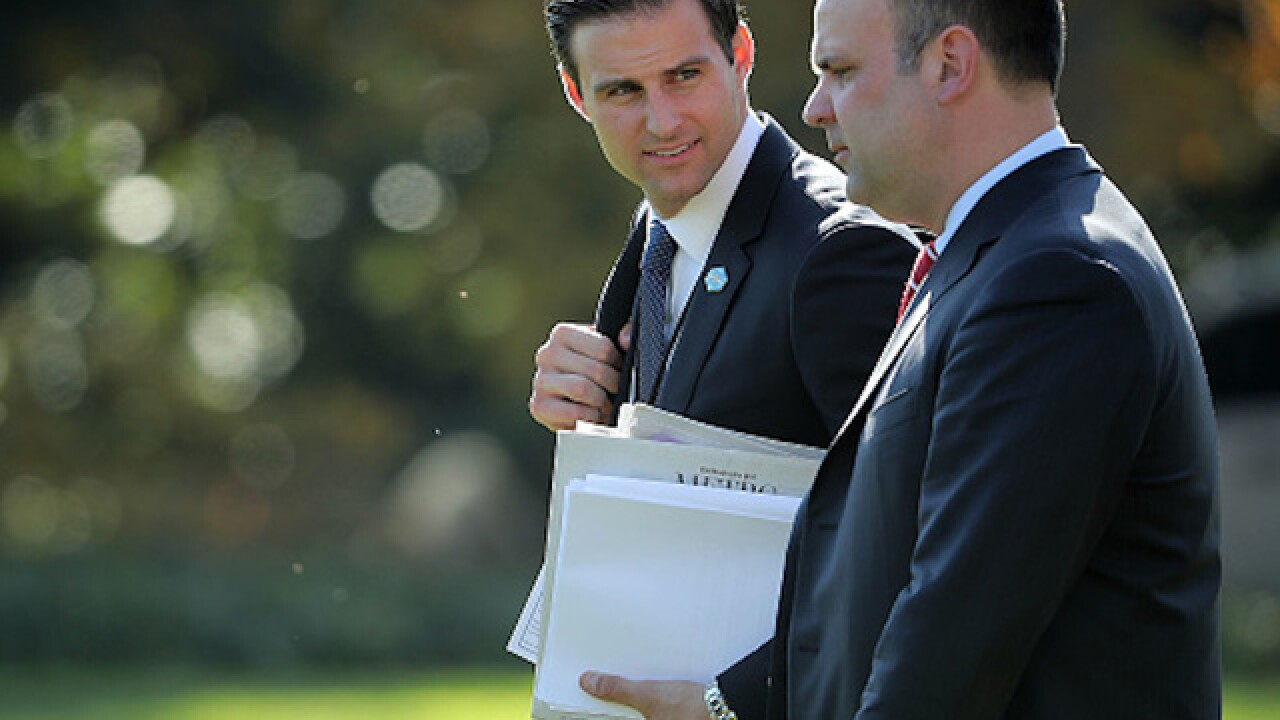 President Trump's longtime personal aide fired from White House