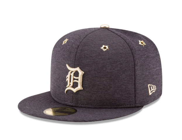 PHOTOS: MLB unveils Detroit Tigers' special uniforms for 2017 holidays