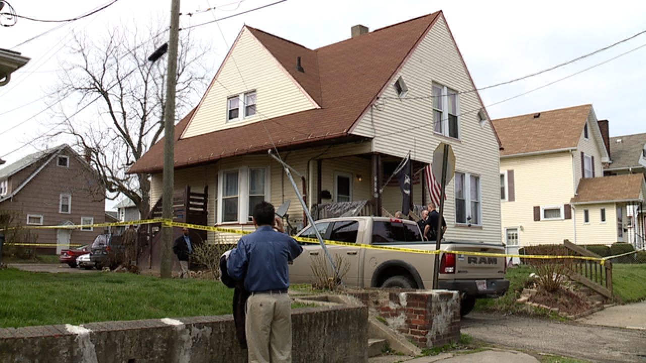 Police: Four shot in Canton, at least one dead