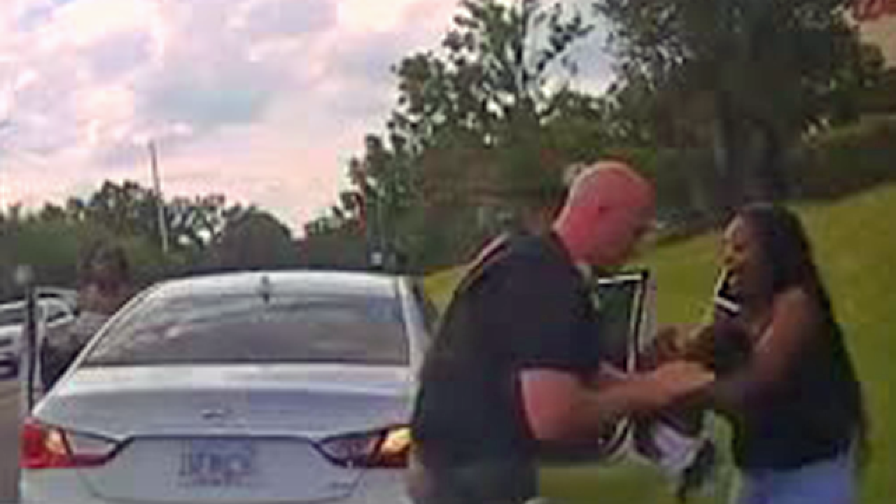 Video shows Marion County Sheriff's Office deputy save baby's life