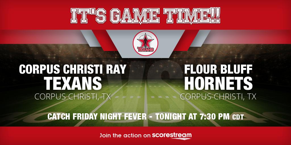 Ray vs. Flour Bluff