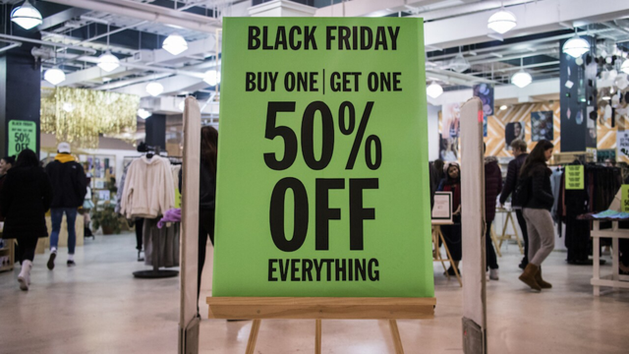 On Black Friday 2017 Americans Spent A Record 5 Billion Online In 24 Hours