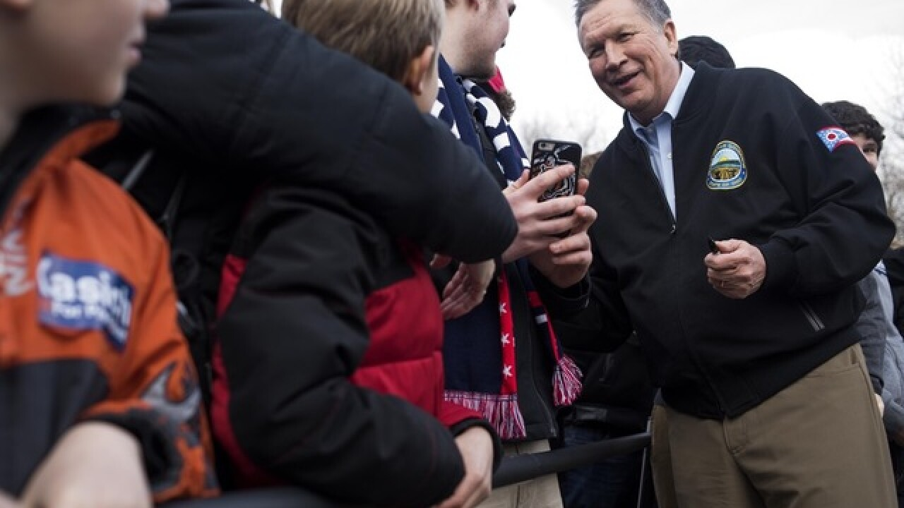 Can ground troops help Kasich win 'his D-Day'?