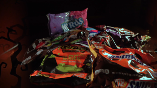 Dietician gives tips on indulging on Halloween candy