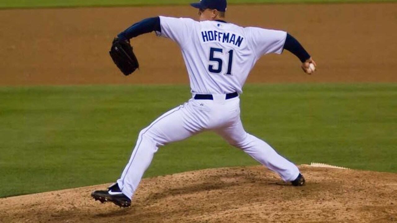 Former Arizona Wildcat Trevor Hoffman just misses the Hall of Fame