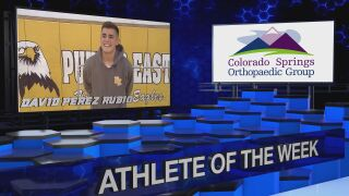KOAA Athlete of the Week: David Perez-Rubio, Pueblo East Boys Soccer