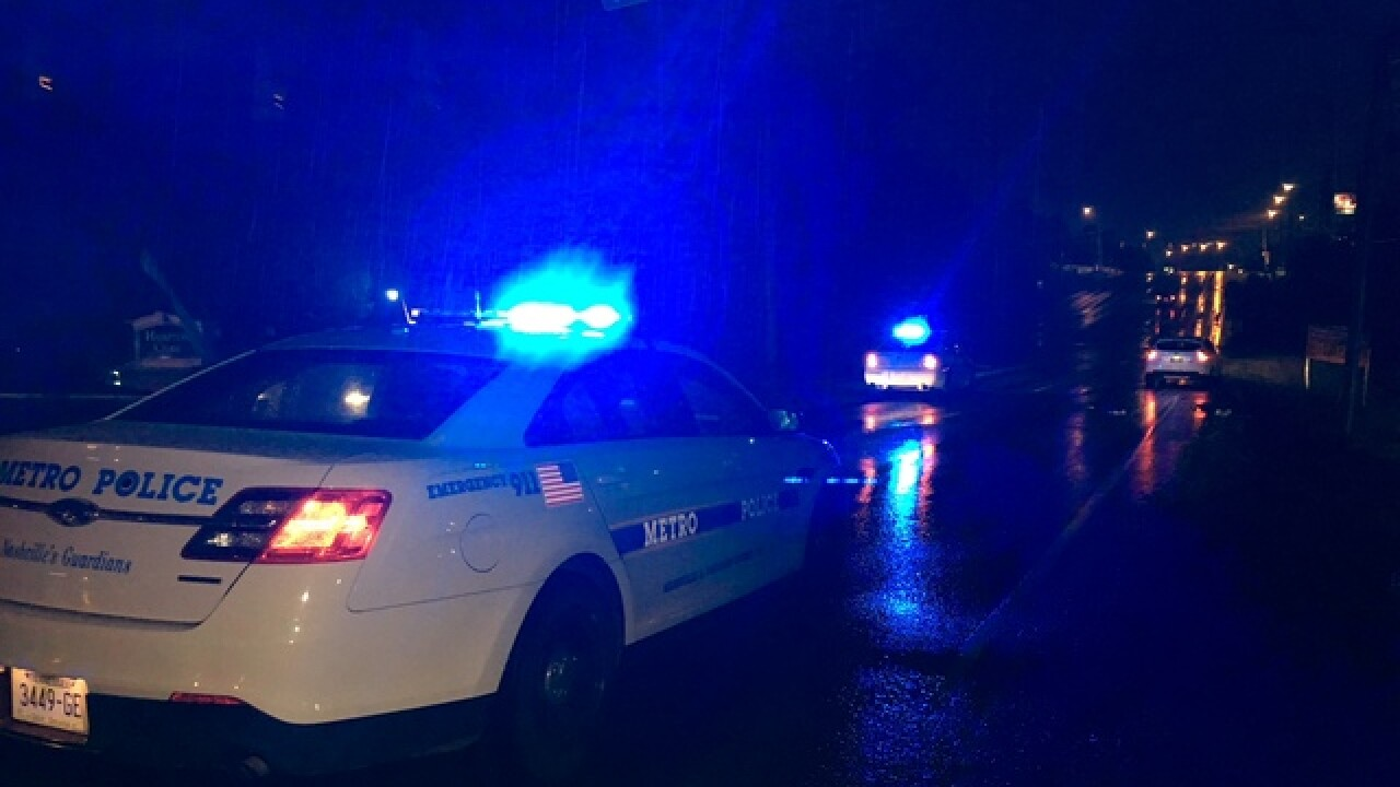 Man Hit By Car In South Nashville, Seriously Injured