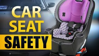 Car Seat Safety Event Being Held in Crowley