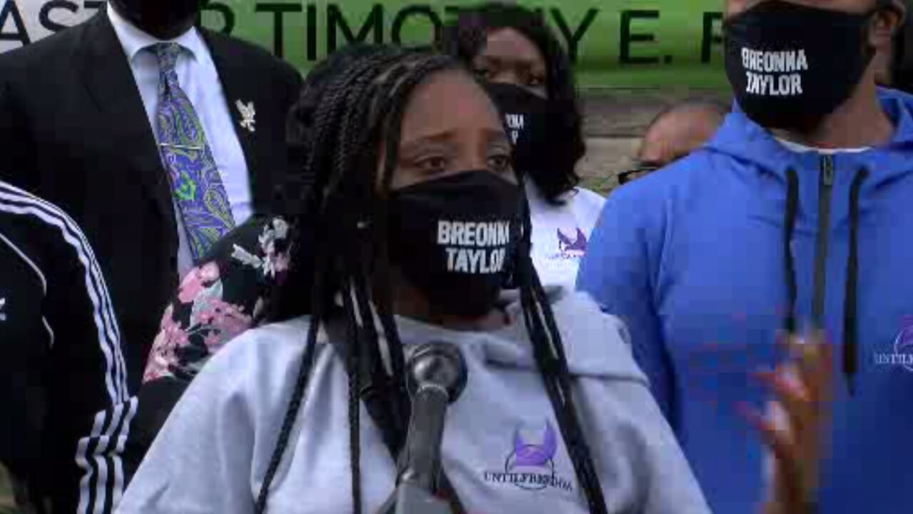 'No justice, no Derby': Activists in Louisville call for cancellation of Kentucky Derby amid Breonna Taylor's death