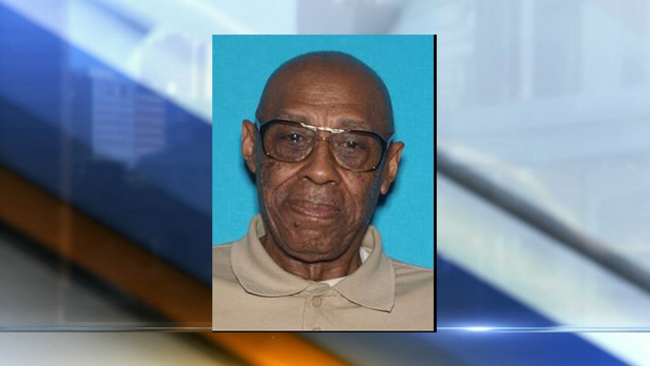 KCPD locates missing elderly man