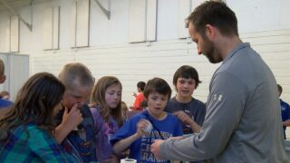 Montana Ag Network: Over 700 fourth-graders from Cascade County attend Ag Days