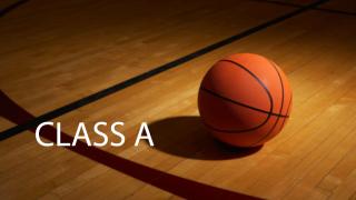 Class A basketball