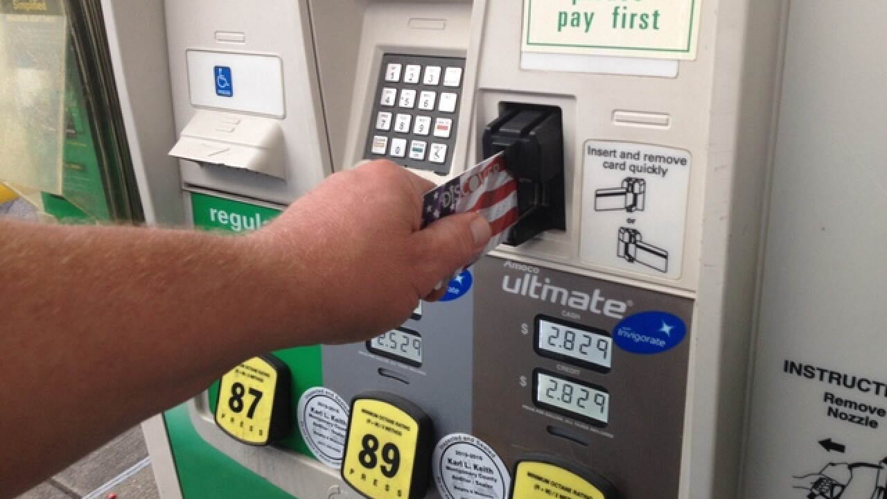 Card skimmers found at Florida gas stations triple in one year