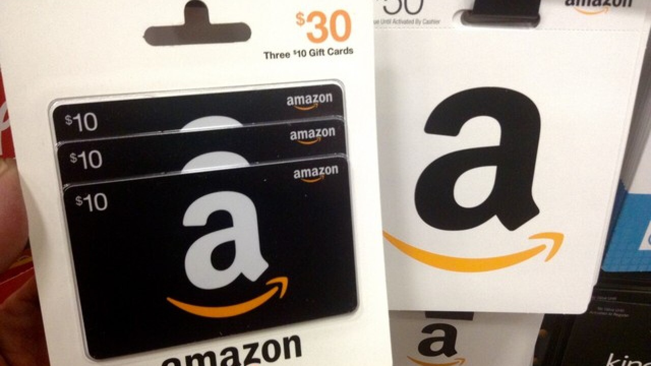 LJK: Scammers could use your gift cards