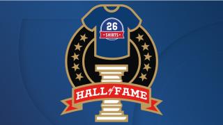 26 Shirts Hall of Fame