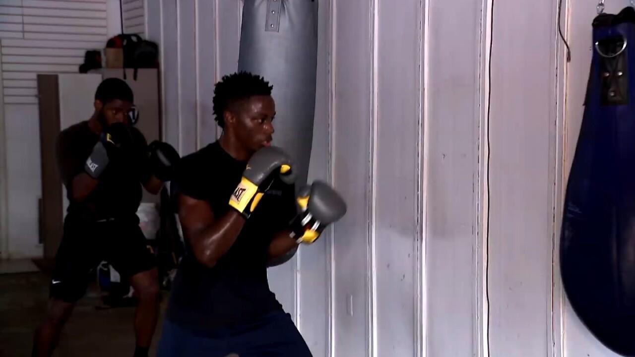 International Boxing Academy of Nashville