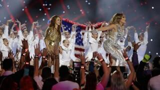 Shakira, Jennifer Lopez light up Super Bowl HalftimeShow