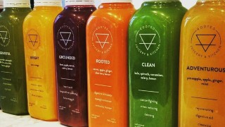 Rooted Juicery has expanded to Downtown Cincinnati -- with some health-inspired twists
