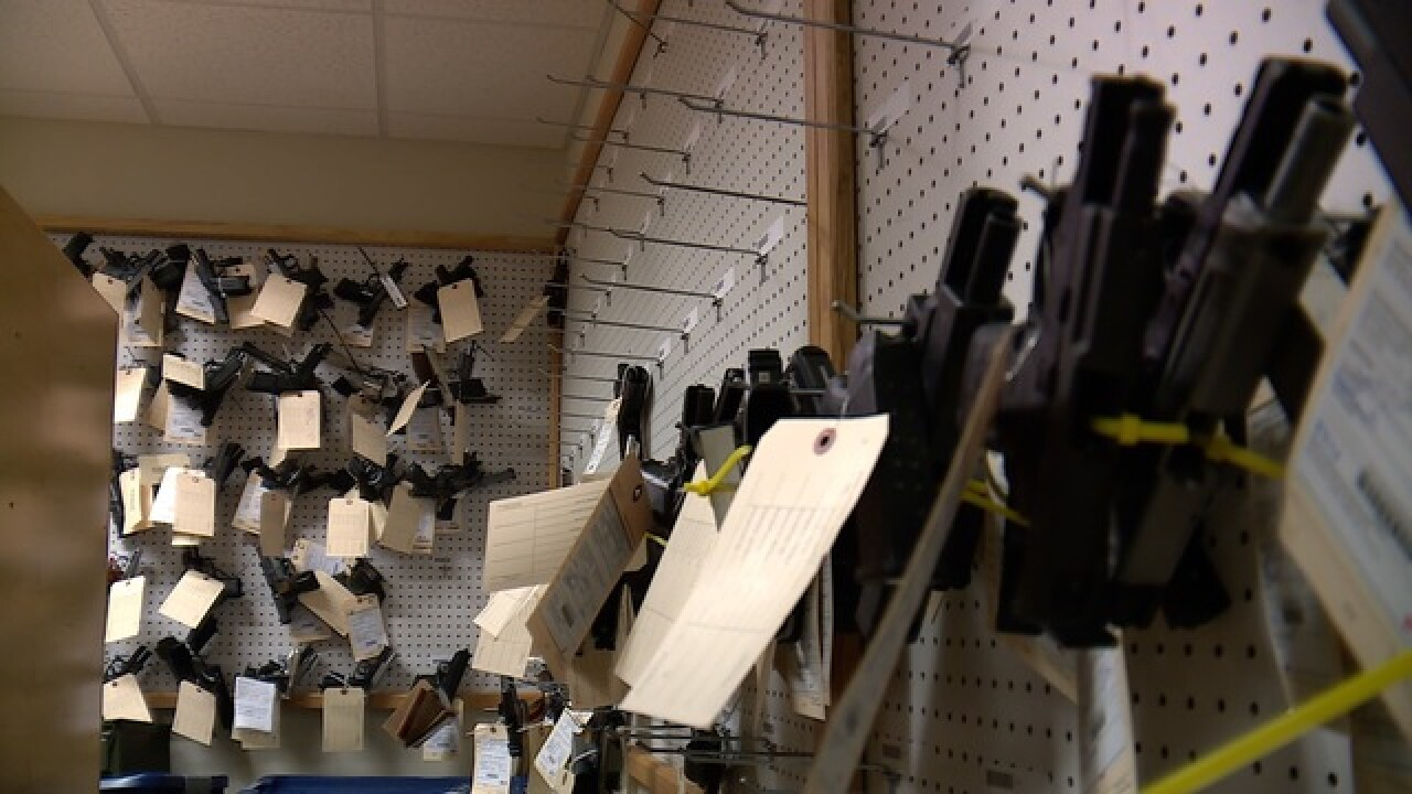 Are gun dealers to blame for stolen guns?