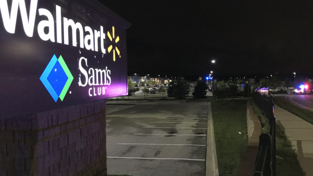 Walmart cleared after report of dangerous person