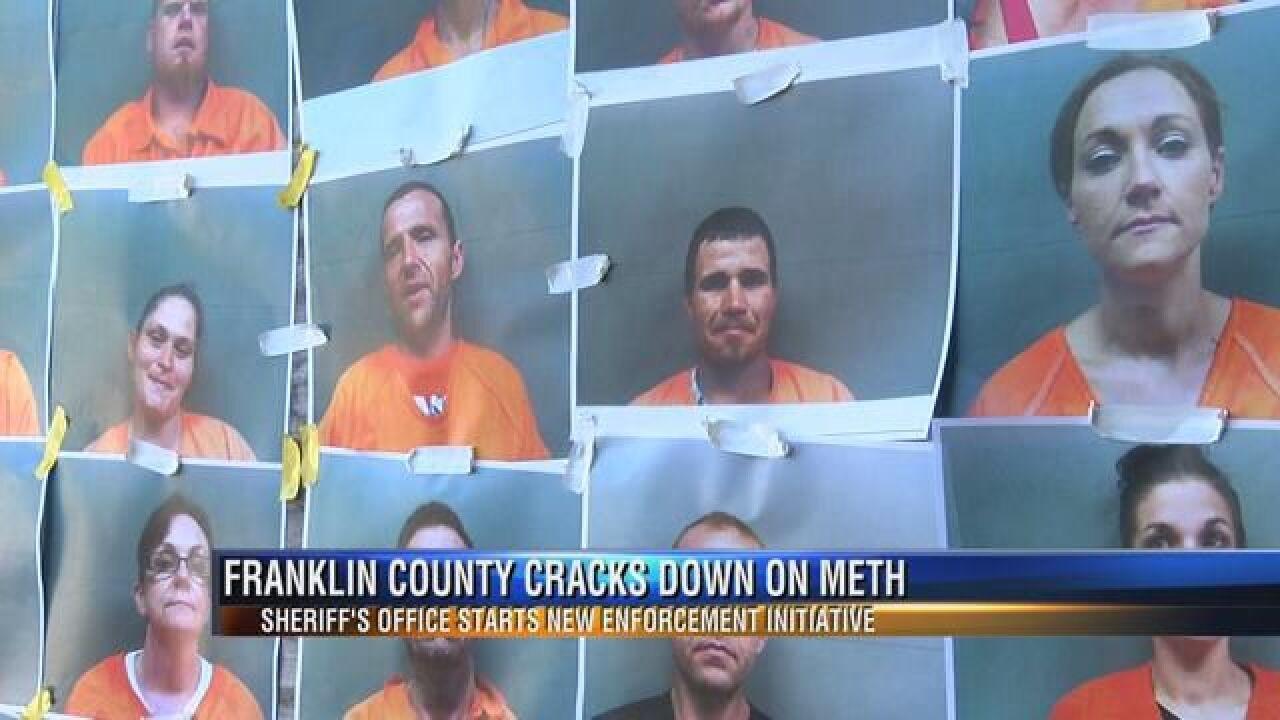 Franklin County Sheriff Cracks Down on Meth