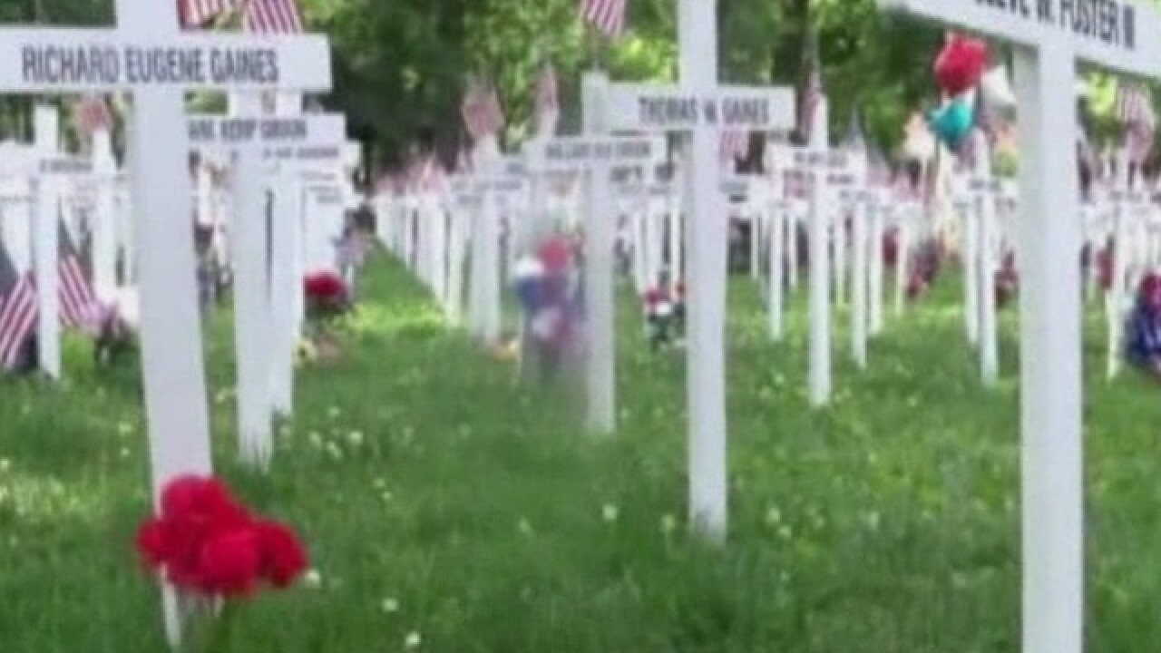 Memorial Day celebrations, parades in Tri-State