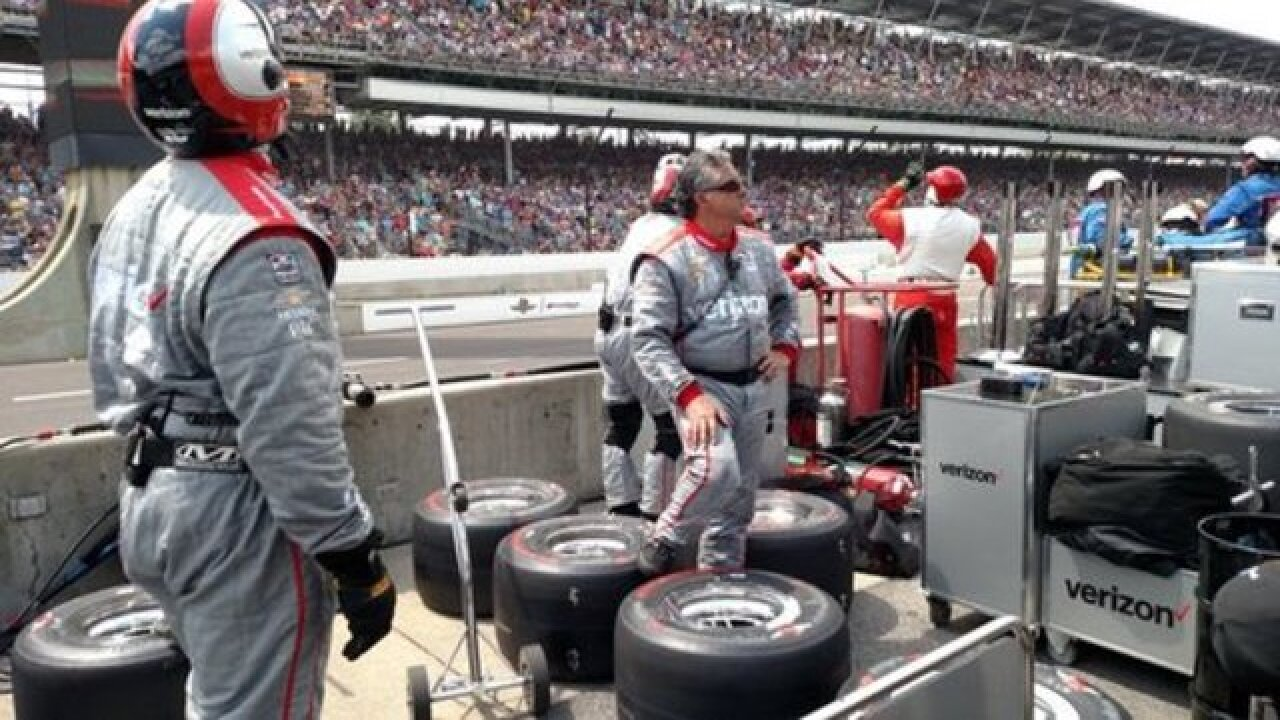 The 100th Running of the Indy 500
