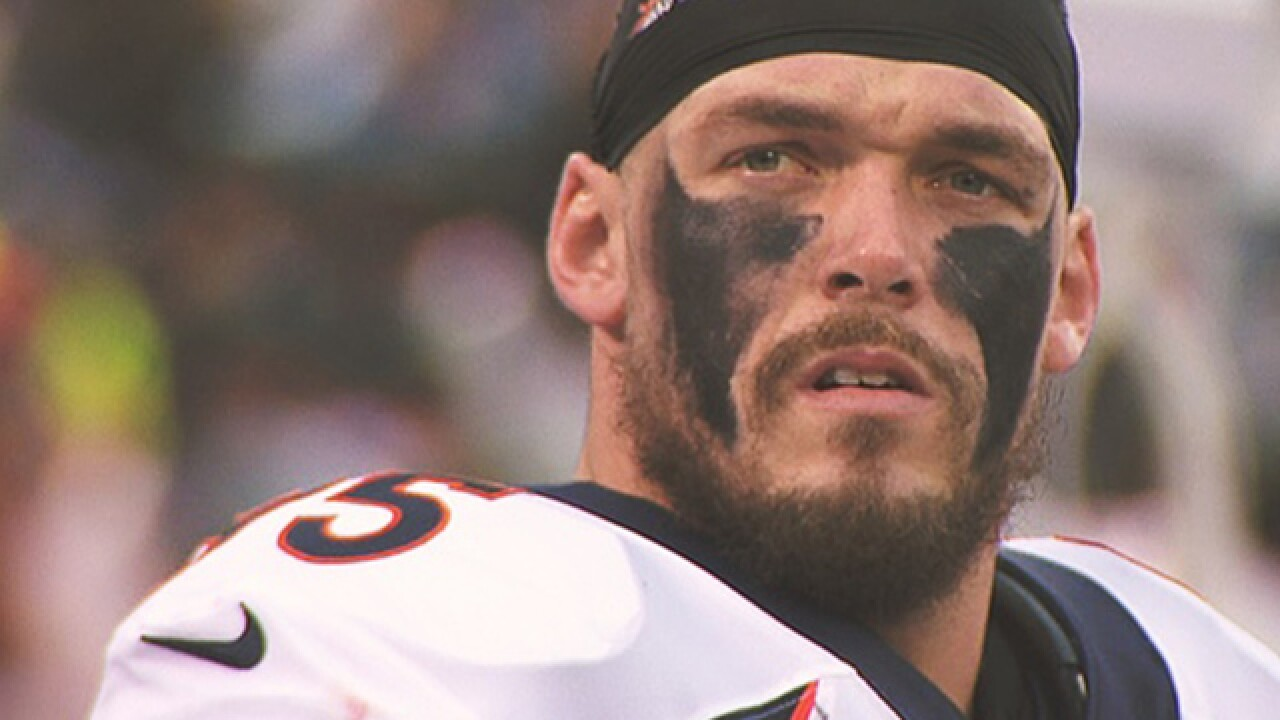 Broncos' Derek Wolfe pumped for rebound after offseason surgery