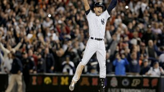 Derek Jeter, Larry Walker voted into the Baseball Hall of Fame
