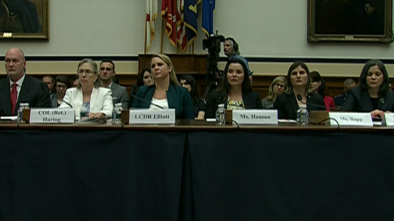 Lawmakers hear testimony about role of commanders in military sexual assault prosecutions