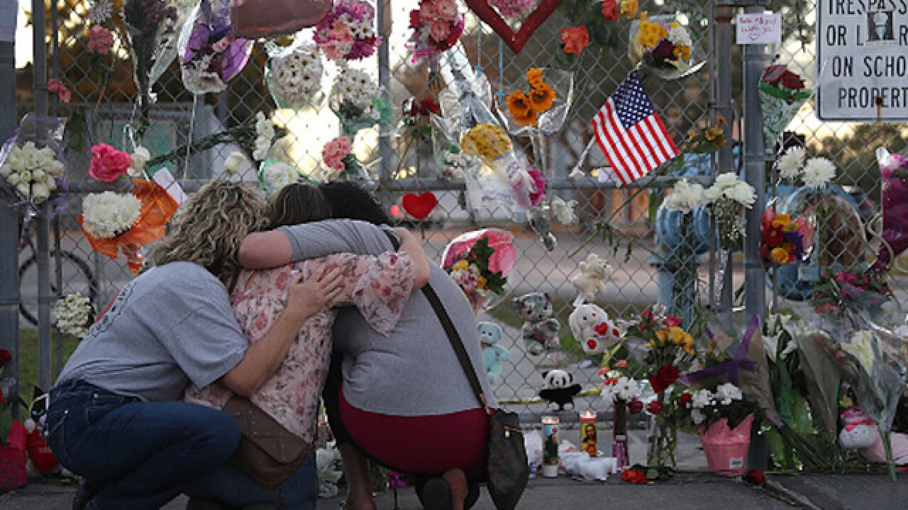 Parkland school shooting: Memorial at Stoneman Douglas High School dismantled