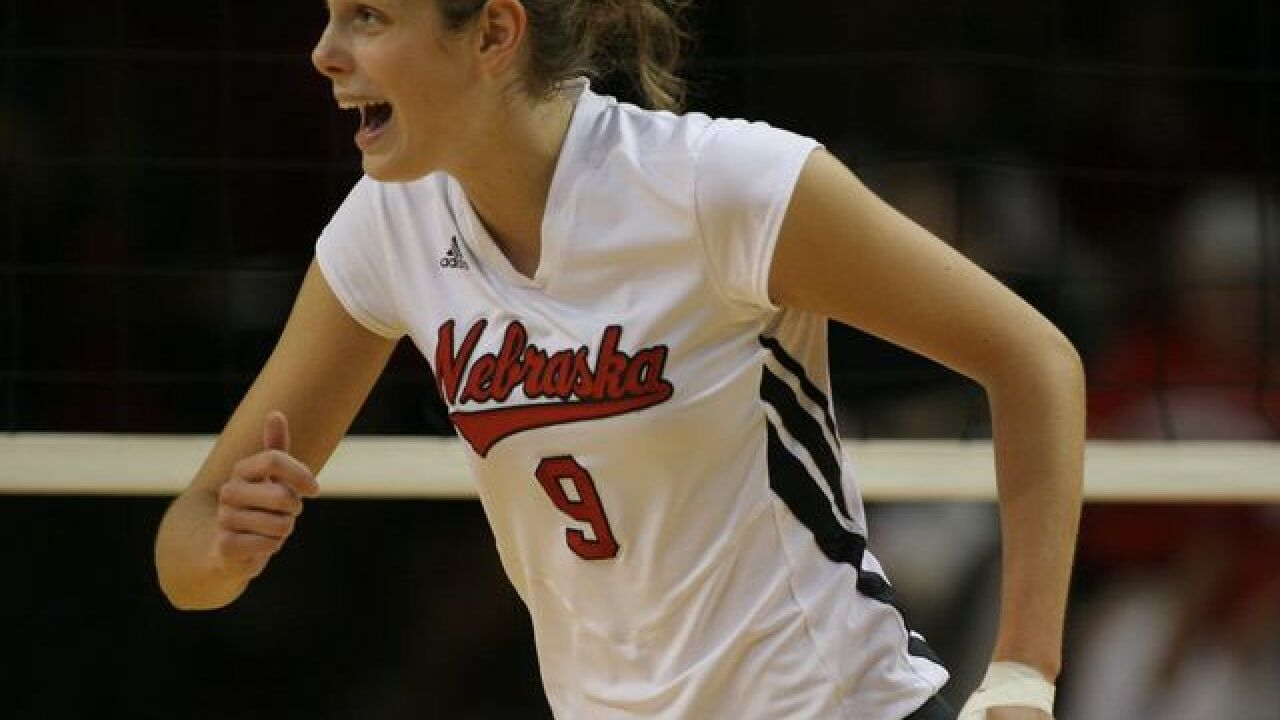 Former Nebraska volleyball legend Sarah Pavan to have jersey retired