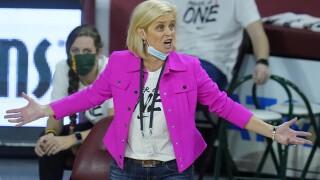 Kim Mulkey Baylor Women's Basketball
