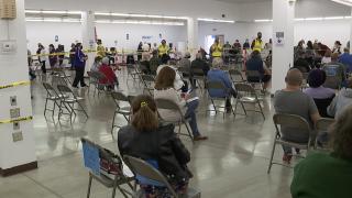Missouri mass vaccine event