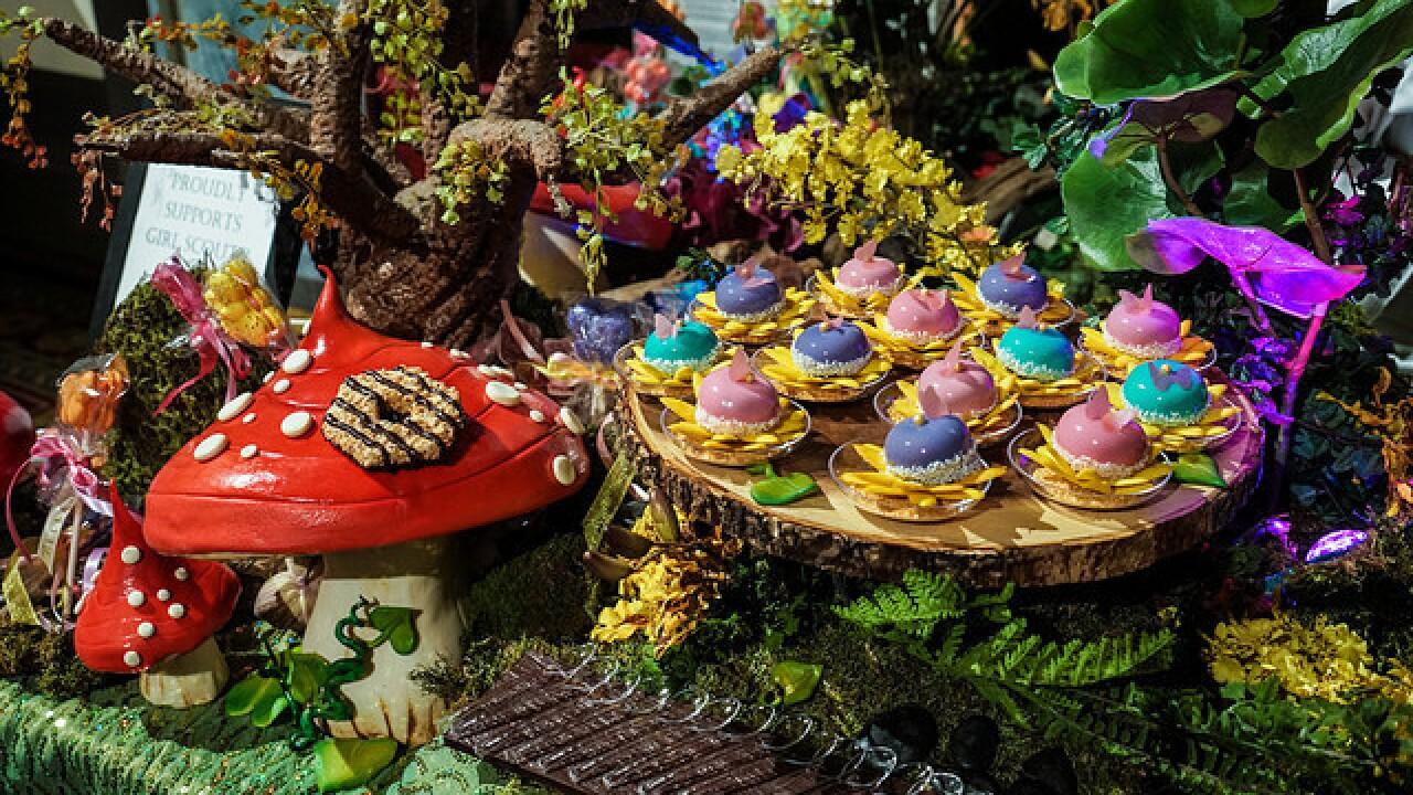 Girl Scouts host Dessert Before Dinner gala